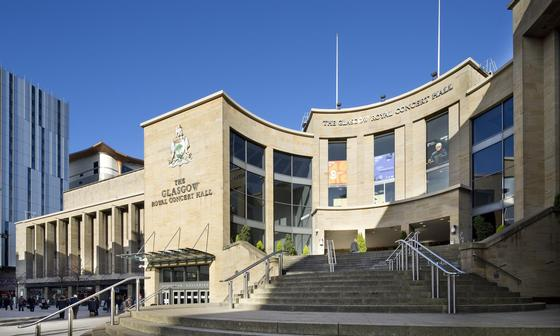 The Glasgow Royal Concert Hall - Scotland