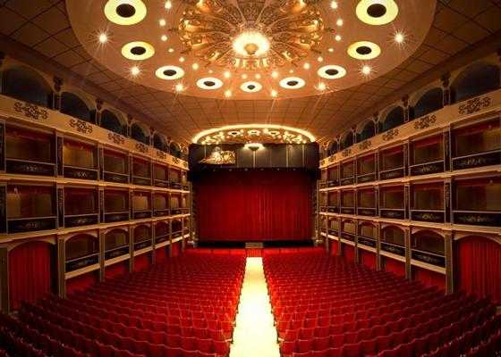The National Malta Opera House